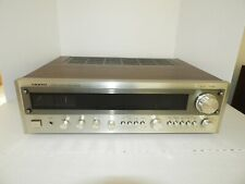 Vintage Onkyo TX-4500 Stereo Receiver in original Box/Packaging * TESTED * CLEAN