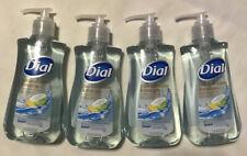 Lot Of 4, Dial Liquid Hand Soap, Coconut Water & Mango, NEW