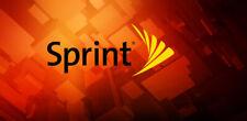 SPRINT FACTORY IPHONE UNLOCK SERVICE CLEAN SE/8/8+X XS,XR,XS MAX 11 11PRO 11PRO