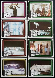 MONTY GUM SPACE COSMOS 1999  UNNUMBERED 25 CARDS ALL DIFFERENT VERY GOOD