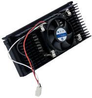 Intel Pentium II SLOT1 266MHz SL265 + Refroidisseur