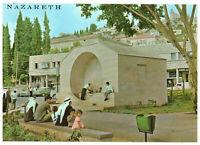Nazareth, Marys Well Israel, Palestine Rare Vintage Postcard