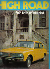 September Monthly Cars, 1970s Magazines