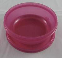Tupperware B 27 Kleine Hitparade Frischebehälter Dose 300 ml Rotlila Fuchsia Neu