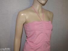 ESPRIT  063CC3K011 NeckholderTop Bluse.STRETCH.sommerlich.neu.Farbe 670 flamingo
