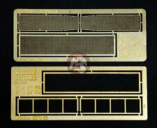 "Royal Model 1/35 ""Engine Grill Screen"" for KV-14 (SU-152) Russian Howitzer 615"