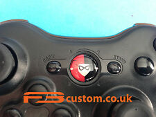 Custom XBOX 360 * Harley Quinn *  Guide button