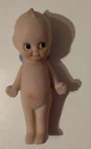 "Antique Vintage Bisque Porcelain Kewpie Doll, 4&1/2"" tall"