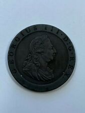 1797 Britain, Copper Large Penny.! Uncertified.! NR.!