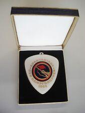 DDR Medaille Plakette Spartakiade der Kampfgruppen 1969 im originalen Etui