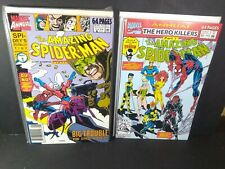 The Amazing Spiderman Annuals 24 & 26 (NM) 1990/92 Venom