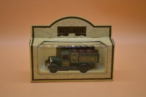 Lledo No 20008 - Diecast Model Of A 1934 Green Model A Ford Truck - IND-COOPE