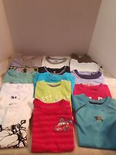 TODDLER BOYS LOT OF 14 CLOTHES/TOPS/BOTTOMS SZ S 4 T Place Sonoma Carter's