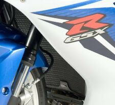 SUZUKI GSX R750 K6 2006 R&G Racing Radiator Guard RAD0066BK Nero