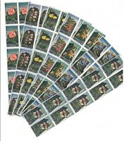 DEALER STOCK SAN MARINO MNH 1967 Flowers 7v 10 SETS s32706