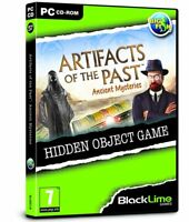 * PC NEW SEALED Game ARTIFACTS OF THE PAST Ancient Mysteries  Hidden Object Game