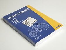 "New Holland ""T7 Series"" Operator Manual (Spanish) - 84411768"