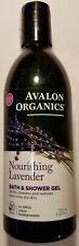 AVALON - Lavender Bath and Shower Gel - 12 fl. oz. (355 ml)