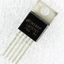 10 PCS LM2576 LM2576T-5.0 IC REG BUCK 5.0V 3A TO220-5 NEW L8