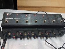 80's MXR OMNI II MULTI EFFECT - made in USA