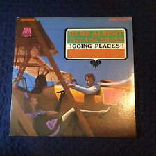 Vintage Herb Alpert And The Tijuana Brass Going Places EX Vinyl Record LP