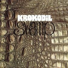 KROKODIL: Swamp (1970); limit. 500 with bonus LP / 2LP NEU