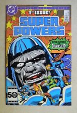 Super Powers 1 (Sep 1985, DC) 9.4 NM 2nd Series KIRBY DARKSEID COVER Steppenwolf