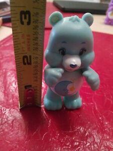 Care Bear Bedtime Bear Blue Moon PVC Figure 3in.