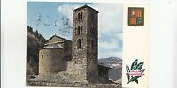 BF28916 valls d andorra canillo esglesia roamnica   front/back image