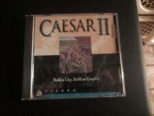 Caesar II (PC, 1995)  Sierra   FREE SHIPPING