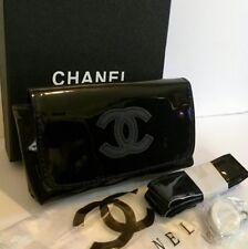 CHANEL VIP Belt bag fanny pack clutch  Bum Waist Black  *NEW*