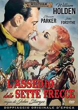 Dvd L'ASSEDIO DELLE SETTE FRECCE - (1953) Western *** A&R Productions *** .NUOVO