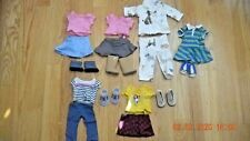 Assorted American Girl Doll Clothes - 18 Inch Doll