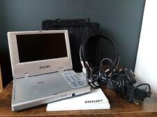 Phillips - Bundle - PET700 - Portable DVD Player