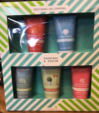 Crabtree and Evelyn Body Wash Gift Set - New Sealed