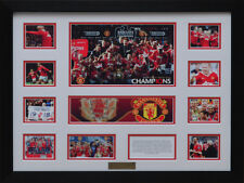 Manchester United 2011 Framed Limited Edition *Stock Clearance Sales*