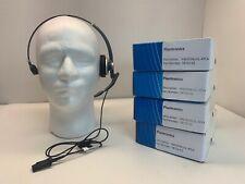 Plantronics EncorePro HW291N Black Headband Headsets