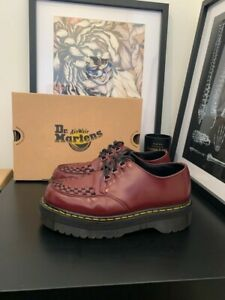 Dr Martens Ashley Creepers quad sole size 8