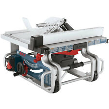 "Bosch GTS1031 10"" Portable Jobsite Table Saw New"