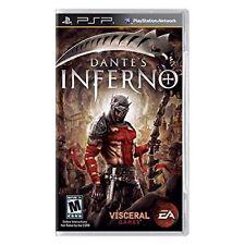 PSP-Dante's Inferno (Essentials) /PSP  (UK IMPORT)  GAME NEW