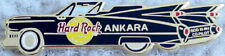 Hard Rock Cafe ANKARA Closed 1999 Black Cadillac CADDY PIN God Is Co-Pilot #283