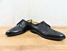 Paul Smith Men's Brogues UK 11 US 12 EU 45 Leather Made in Italy Black