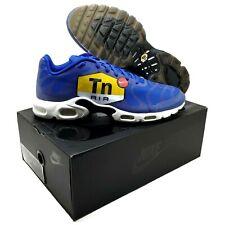 Nike Mens Size 13 Air Max Plus NS GPX TN Air Hyper Blue Shoe AJ7181-400 NIB $175