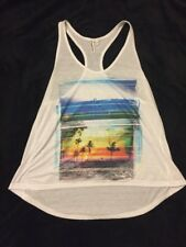 Beach Loose Flowy Tank Top Size XL