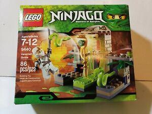 Lego Ninjago The Golden Weapons 2260-1 Ice Dragon Attack Masters of Spinjitzu