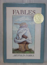 Arnold Lobel FABLES First edition (stated) 1980 Caldecott Award Picture Book