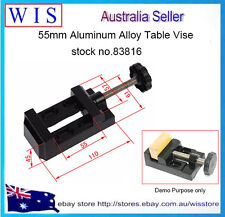 Aluminum Alloy Mini Table Vice Bench 50MM Screw Bench Vise for DIY Tool-83816