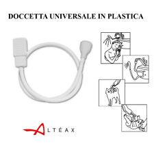DOCCETTA UNIVERSALE ALTÉAX IN PLASTICA CON ATTACCO UNIVERSALE