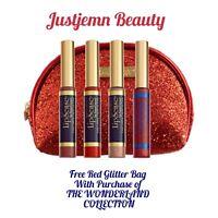 LIPSENSE Wonderland Collection🎄Buy3+FREE Glitter Bag 💳New Secure EBay Checkout