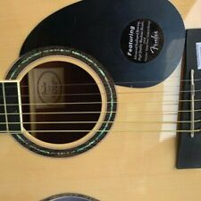 Fender acoustic guitar Set A 110 - EQ with Built in tune